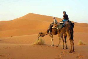 Senderismo y Viaje por Marruecos