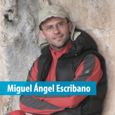 Miguel Ángel Escribano - Guía & Director de Nos Vamos de Aventura
